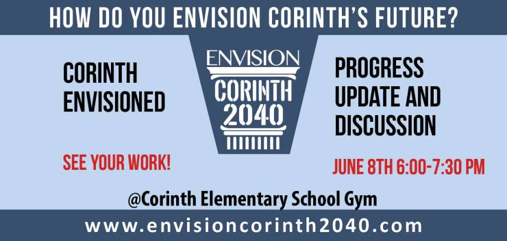 Corinth Envisioned Anouncement 6.8.17