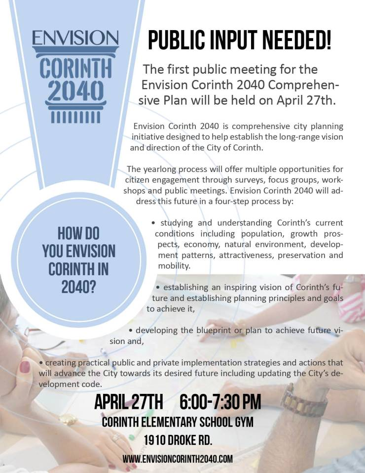 Public Meeting Flyer 4.27.17